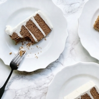 Chai Latté Cake